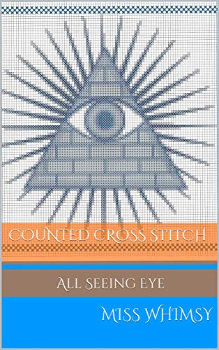 Counted Cross Stitch : All Seeing Eye