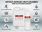 Artist Junior -2in1- Acryl Pouring Medium & Vinylkleber 1000ml - 3