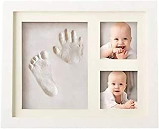 Mumoo Bear Handprint and Footprint Plaster Photo Frame Kit