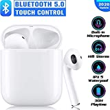 Bluetooth Headphones,Wireless Earbuds with【24Hrs Charging Case】IPX5 Waterproof, 3D Stereo Headsets in-Ear Ear Buds