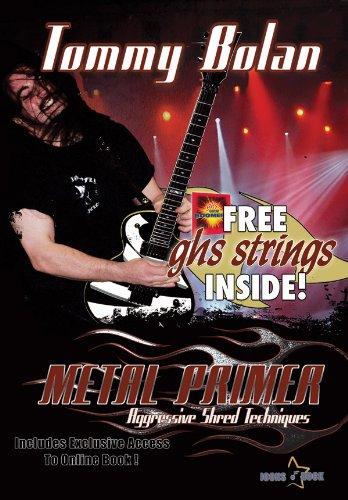 Tommy Bolan -- Metal Primer: DVD