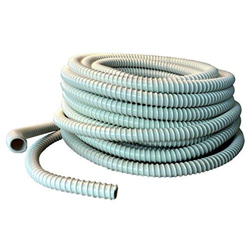 daniplus Universal Kondensatschlauch Spiralschlauch Ø16mm, Länge 20m für Klimageräte, Klimaanlage