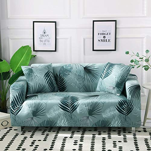 Fundas de sofá elásticas universales para Sala de Estar, sofá, Toalla, Funda de sofá Antideslizante, Funda de sofá elástica A24, 1 Plaza