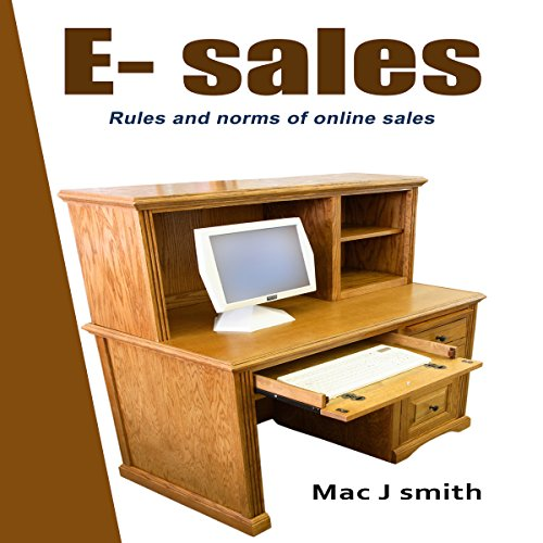 E-Sales: Rules and Norms of Online Sales audiobook cover art