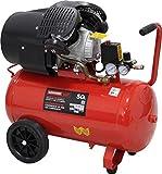 Mader 09380 Compresor de Aire, 50L, 3Hp