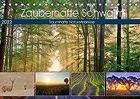 Zauberhafte Schwalm (Tischkalender 2022 DIN A5 quer): Traumhafte Naturerlebnisse in der Schwalm (Monatskalender, 14 Seiten )
