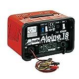Carica batterie Telwin Modello ALPINE 18 12-24V con protezione da sovraccarichi