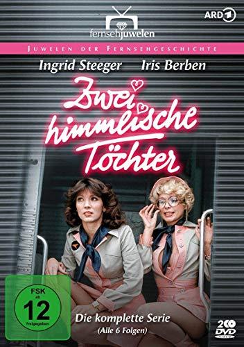 Zwei himmlische Töchter - Die komplette Serie (2 DVDs)
