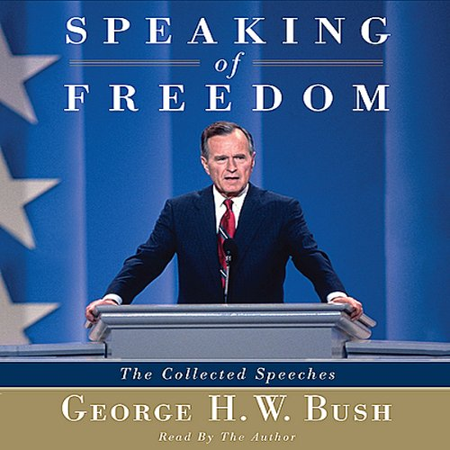 Speaking of Freedom audiobook cover art