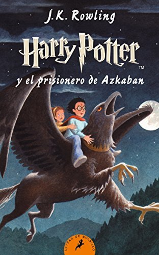Harry Potter - Spanish: Harry Potter Y El Prisionero De Azkaban - Paperback by UNKNOWN (2009-08-25)