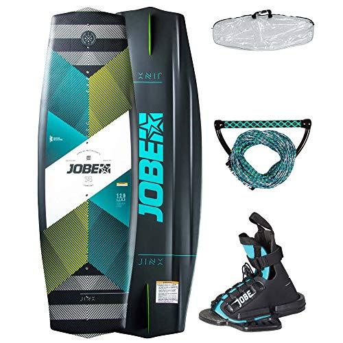 Jobe Jinx Paket 128 - Tabla de Wakeboard Infantil, Primavera/Verano,...