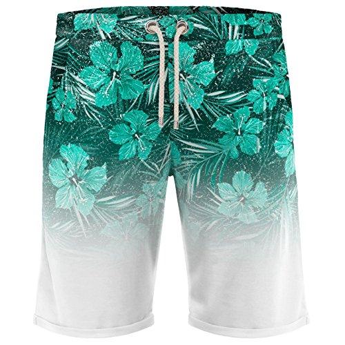 Blowhammer - Bermuda Shorts Herren - Tropical BRM