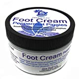 Peppermint Piggies Soothing Foot Cream w/ Eucalyptus, Peppermint & Menthol, by Diva Stuff