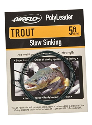Airflo Trout Fly Fishing Polyleader (10' Extra Fast Sink)
