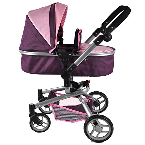 Bandits and Angels Puppenwagen Angel 2-in-1