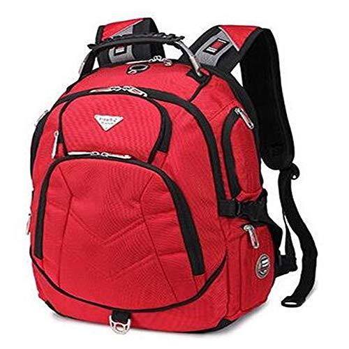 18,4 Pulgadas Laptop Backpack Cabe hasta 18 Pulgadas Gaming Laptops para,Rojo,14 Pulgadas
