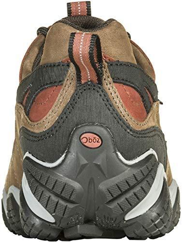 Oboz Firebrand II B-Dry Hiking Shoe - Men's Earth 9 Wide