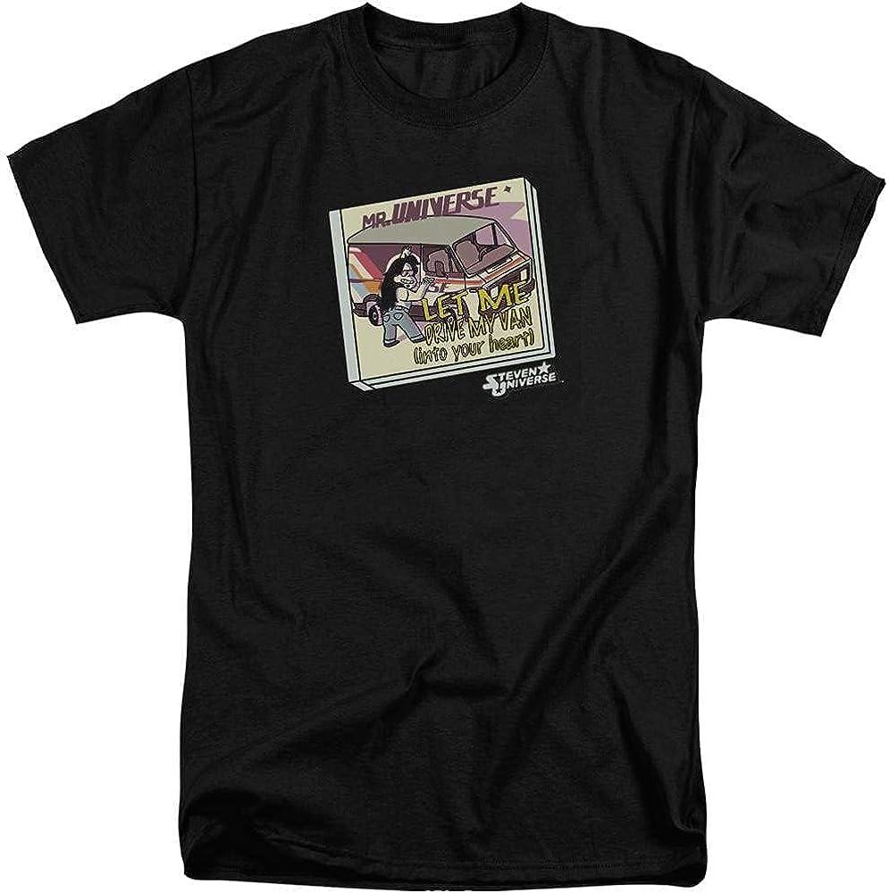 Steven Universe - Mr. Universe Adult Tall Fit T-Shirt