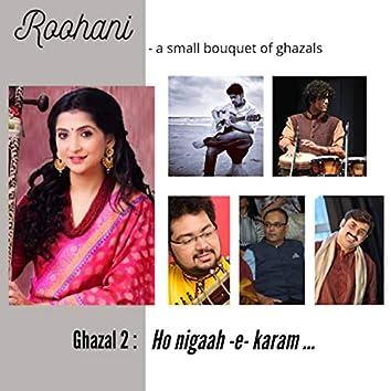 Ho Nigaah-E-Karam
