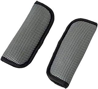 Baby Car Seat Strap Covers,Breathable Mesh Seat Stroller Belt Shoulder Pad,2PC Safety Belt Strap Protective Shoulder Cove...