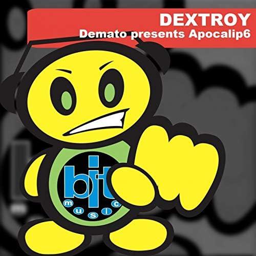 Demato, Apocalip6