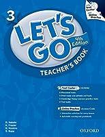 Let's Go 4/E: 3 Teacher's Book