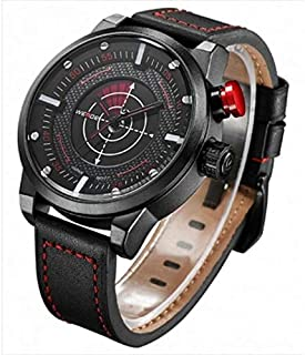 Weide Sport Watch For Men Analog Genuine Leather - WH5201-2C