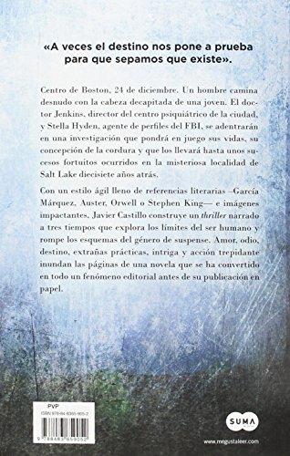 Resumen del libro de Javier Castillo EL DÍA QUE SE PERDIÓ LA CORDURA