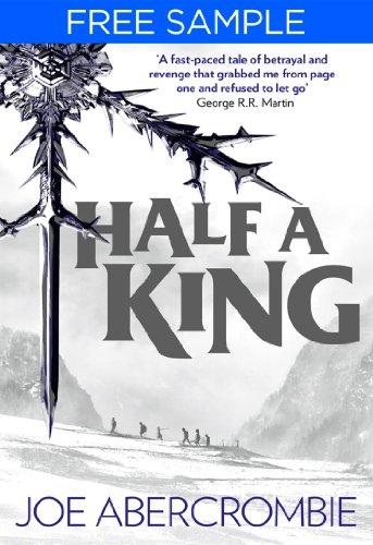 Half a King: free sampler (Shattered Sea, Book 1) (English Edition)