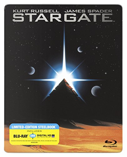 Stargate [Blu-ray Steelbook + Digital HD]