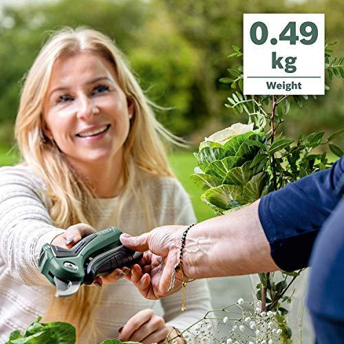 Bosch Cesoie Potatura EasyPrune Refresh Tagli per Carica, Verde