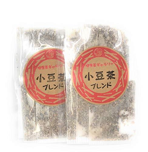 小豆茶 ( あずき茶 ) ブレンド 5袋(5g×5袋)×2個セット【郵便 対応サイズ】【 小豆 黒豆 ルイボス のブレンド ティーバッグ 国産 】健康茶ギャラリー