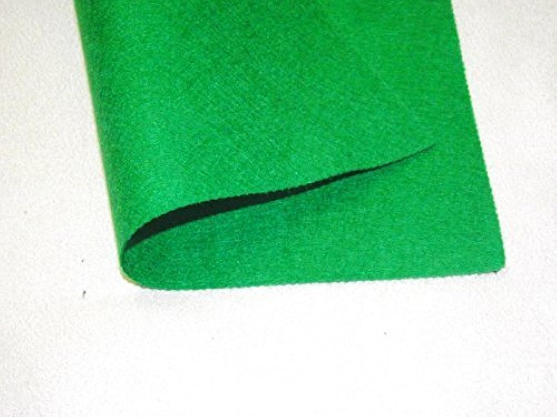 Panno verde in Feltro Acrilico da Poker - verde Prato - 5Mtr - 500cmx150cm