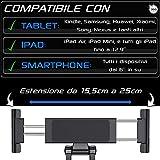 Zoom IMG-2 supporto tablet telefono cellulare regolabile