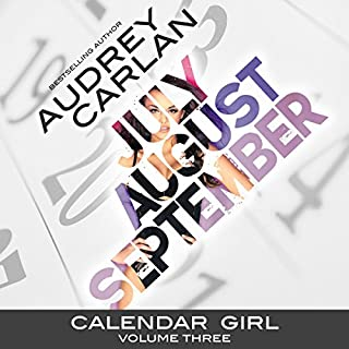 Calendar Girl: Volume Three audiobook cover art