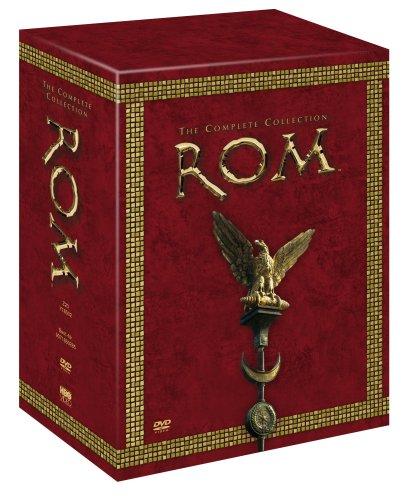 Rom Superbox  - Die kompletten Staffeln 1 und 2 (Exklusiv bei Amazon.de mit ledergebundenem Notizbuch)