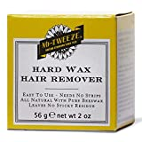 No-Tweeze Classic Hard Wax Hair Remover, 2 oz.