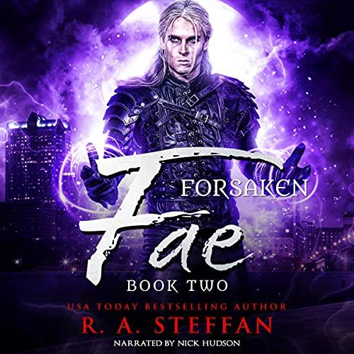 Forsaken Fae, Book Two cover art