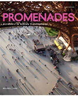 Promenades 3rd Student Edition w/ Supersite, vText & WebSAM Code