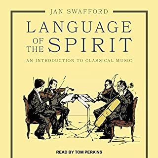 Language of the Spirit audiobook cover art