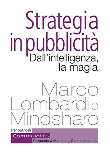 Strategia in pubblicità. Dall'intelligenza, la magia