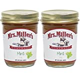 Mrs. Miller's Amish Made Mint Jelly 9 Ounces - 2 Pack