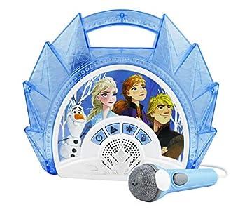 frozen sing along microphone
