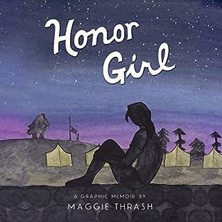 Honor Girl audiobook cover art