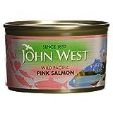 John West Wild Pink Salmon 213G -