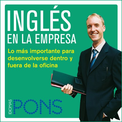 Inglés en la empresa [English in the Office] Titelbild