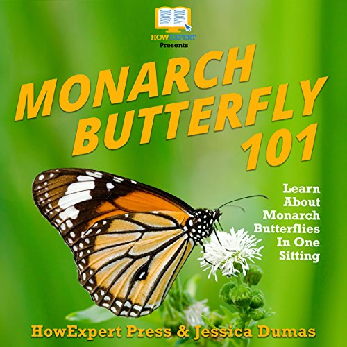 Monarch Butterfly 101 audiobook cover art