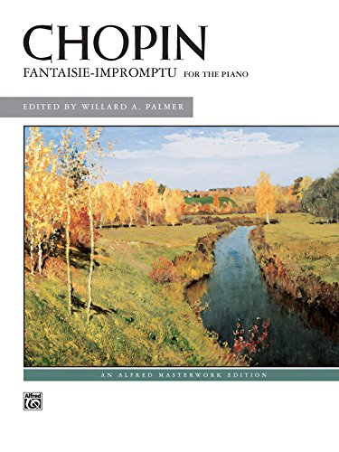 Fantaisie-Impromptu: Early Advanced Piano Solo (Alfred Masterwork Edition) (English Edition)