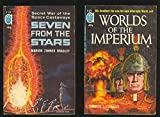 Seven From the Stars / Worlds of the Imperium (Ace Double Novel, F-127)