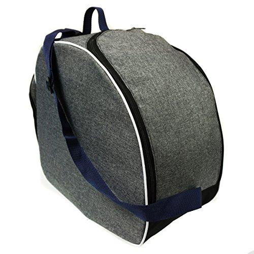 Ferocity Premium Skischuhtasche Helmtasche Skistiefeltasche Len Navy Blue [054]